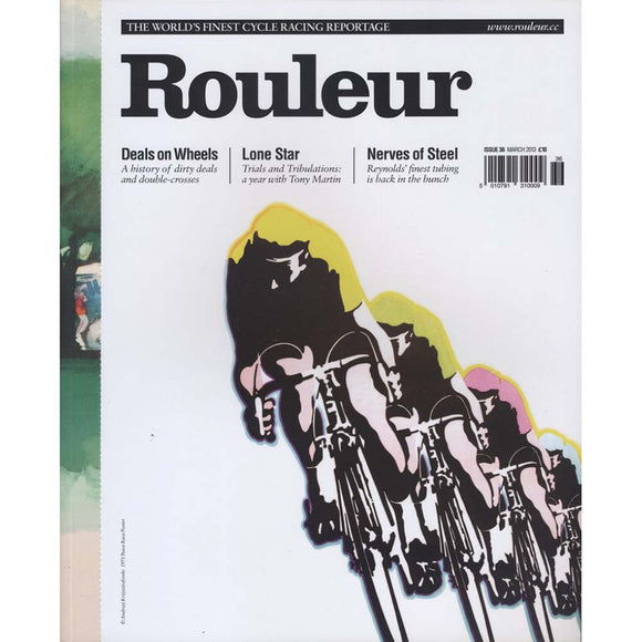 Rouleur - Issue 36 (March 2013)
