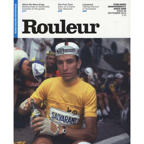 Rouleur - Issue 48 (September 2014) - Newsstand Edition