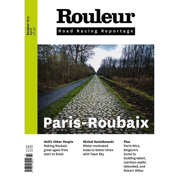 Rouleur - Issue 17.2 (April 2017) - Newsstand Edition
