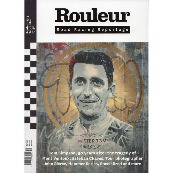 Rouleur - Issue 17.5 (September 2017) - Newsstand Edition