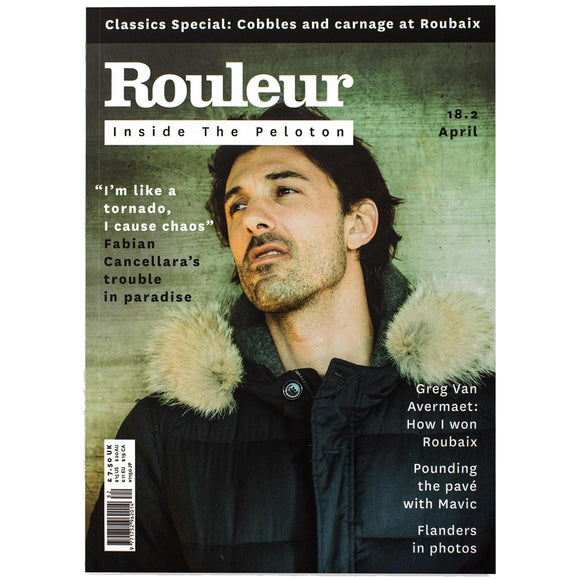 Rouleur - Issue 18.2 (April 2018) - Newsstand Edition