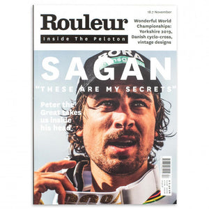 Rouleur - Issue 18.7 (November 2018) - Newsstand Edition