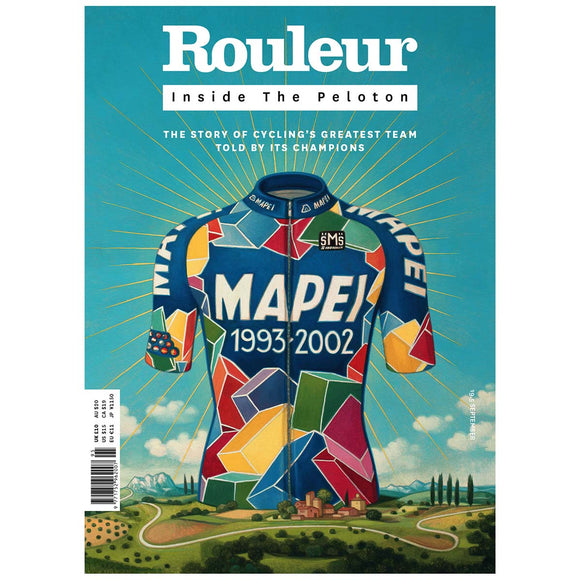 Rouleur - Issue 19.5 (September 2019) - Mapei