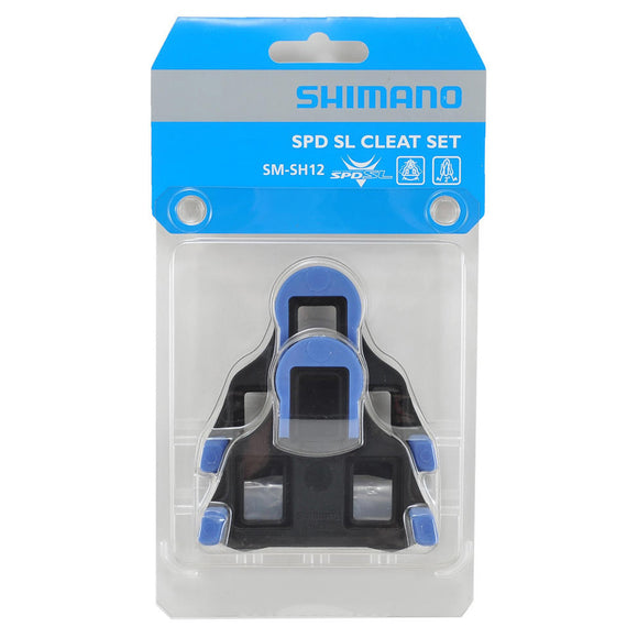 Shimano - SM-SH12 SPD-SL Cleat Set