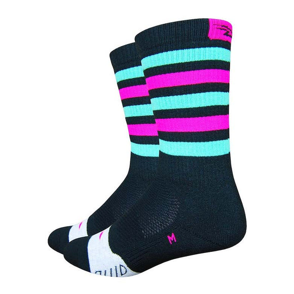 DeFeet - Thermeator (Black/Celeste/Pink)
