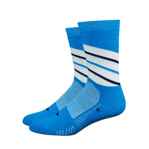 DeFeet - Thermeator Twister (Blue/White)
