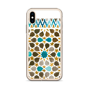 Ibn Khaldun iPhone Case - Khtout