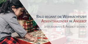 Adventskalender Header