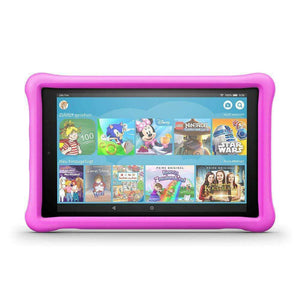 Spar King-Amazon Fire HD 10 Tablet Kids Edition 32 GB 25,65 cm 10,1 Zoll 1080p pink