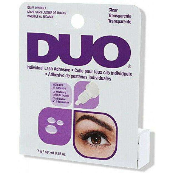 Spar King-Ardell Duo Individual Lash Adhesive Clear transparent dauerhaft Wimpernkleber 7g
