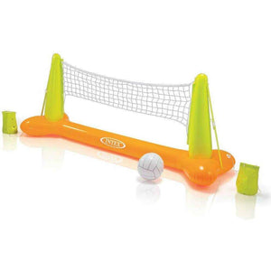 Spar King-Intex 56508 Pool Volleyball Game Aufblasbares Wasserballspiel Volleyballnetz