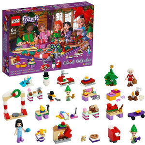 Spar King-LEGO Friends 41420 Adventskalender Minifiguren Spielzeug Kinder Set ab 6 Jahren