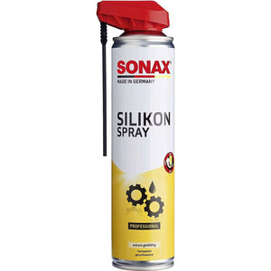 Spar King-SONAX 434830 Silikon-Spray Auto KFZ Haushalt geruchsneutral transparent 400 ml