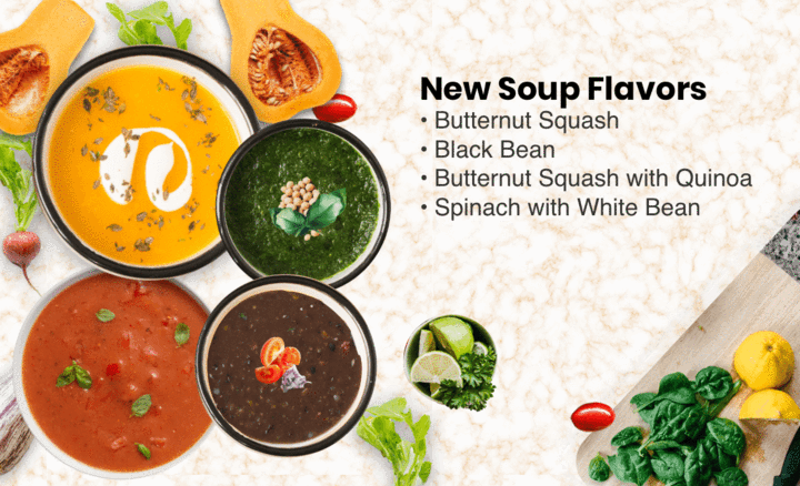 **ProLon® Single Box Order (New Soup Flavors)