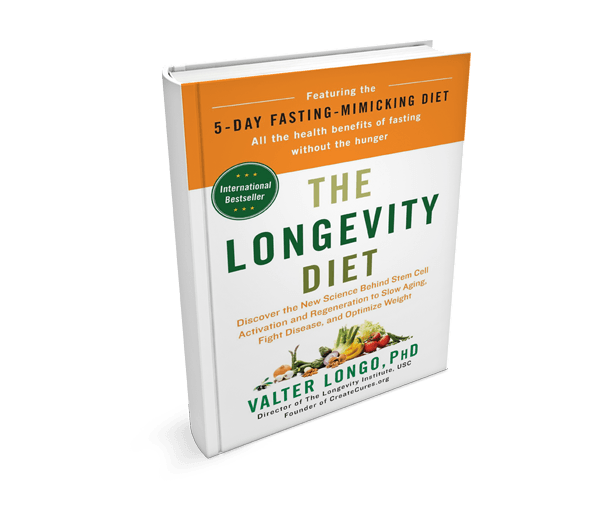 The Longevity Diet Book