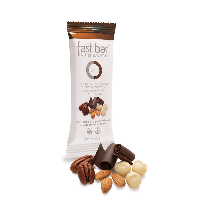 Fast Bar® Cocoa Nuts Box of 10