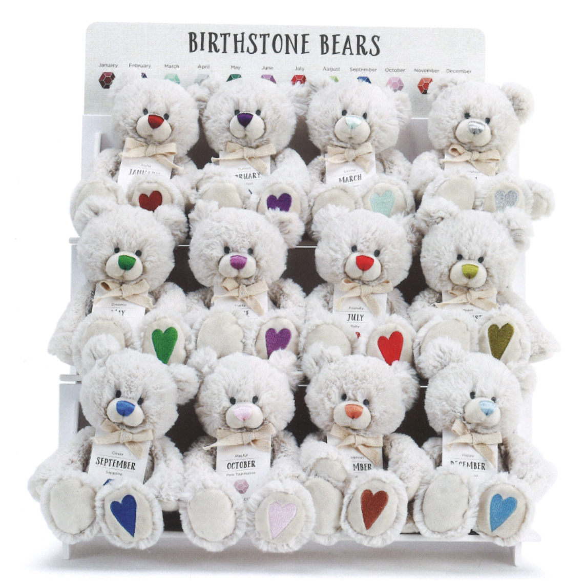 Birthstone Bears