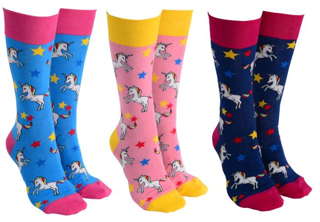 Sock Society - Unicorn