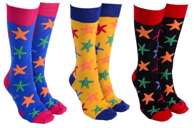 Sock Society - Starfish