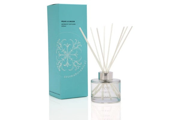 Aromabotanical Pear & Ginger Reed Diffuser - 200ml