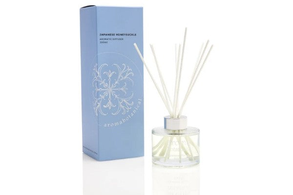 Aromabotanical Japanese Honeysuckle Reed Diffuser - 200ml