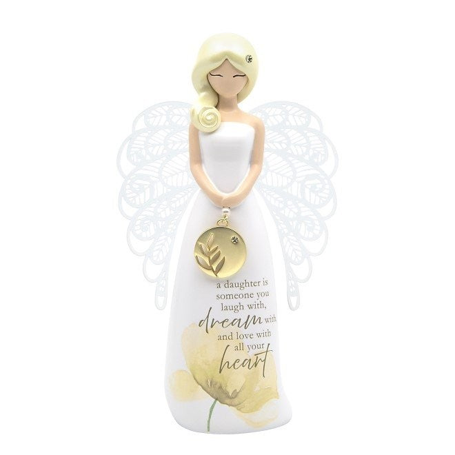You Are An Angel Figurine - Daughter