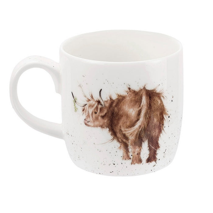 Wrendale Designs - Highland Cow Mug