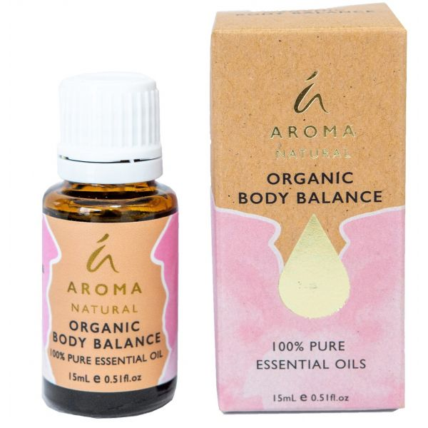 Aroma Natural Organic Oil - Body Balance