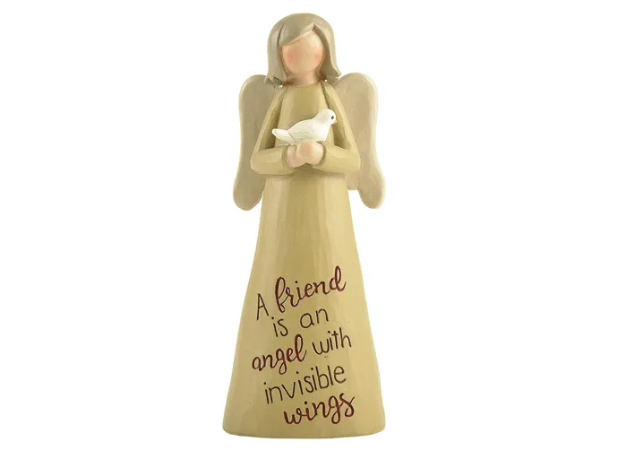 Angelic Blessings Figurine - Friend
