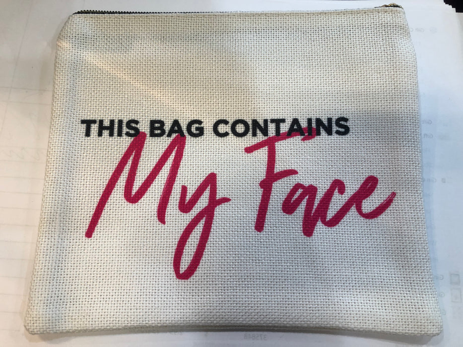 Glam Make Up Bags - Various Designs