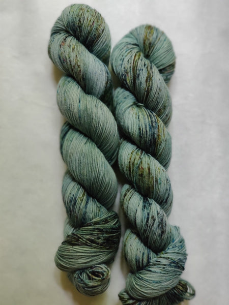 Dreaming of Rhinebeck on Darjeeling Sock