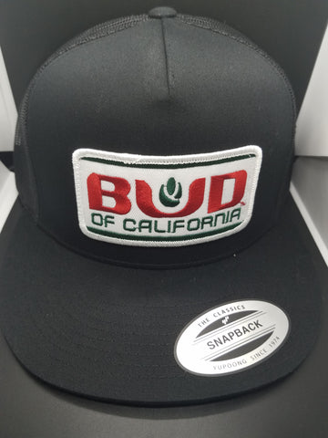 Black Bud of California Trucker Hat