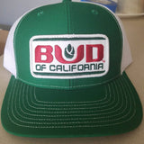 2 Color Bud of California Trucker