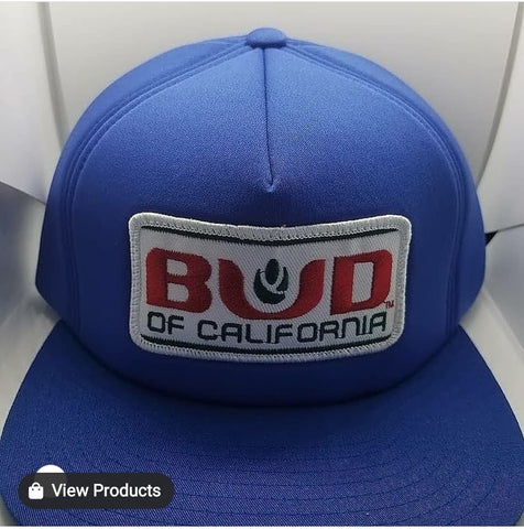 Esponja bud of cali 6 hats