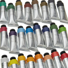 Load image into Gallery viewer, Acrylic Paint Set - 24 Soft Body