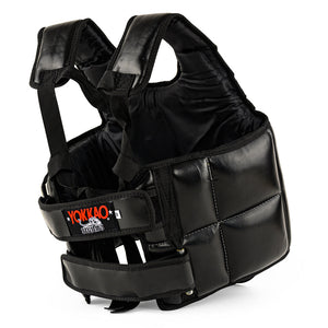 Muay Thai Body Protector Black - YOKKAO