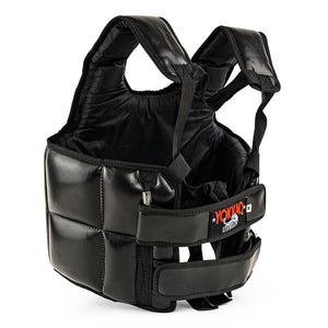 Muay Thai Body Protector Black - YOKKAO ?id=14704529965128