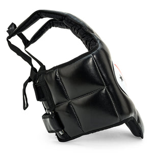 Muay Thai Body Protector Black - YOKKAO ?id=14704521805896