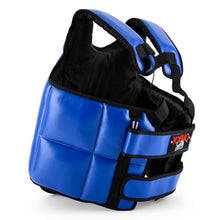 Load image into Gallery viewer, Muay Thai Body Protector Blue - YOKKAO