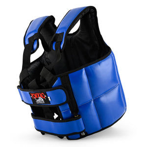 Muay Thai Body Protector Blue - YOKKAO