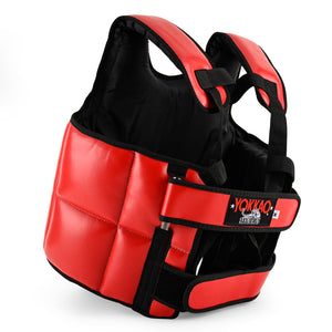 Muay Thai Body Protector Red - YOKKAO