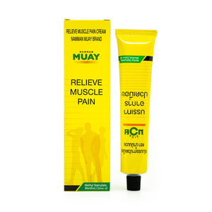 Muay Thai Boxing Analgesic Cream Pain Relief