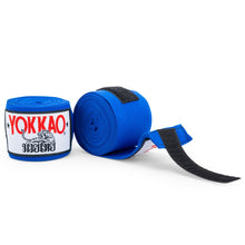 Load image into Gallery viewer, YOKKAO Premium Hand Wraps Blue - YOKKAO