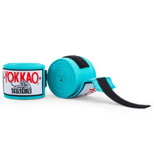 Load image into Gallery viewer, YOKKAO Premium Hand Wraps Sky Blue - YOKKAO