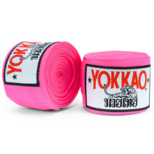 Load image into Gallery viewer, YOKKAO Hand Wraps Pink - YOKKAO ?id=14638411055176