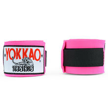 Load image into Gallery viewer, YOKKAO Hand Wraps Pink - YOKKAO