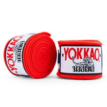 Load image into Gallery viewer, YOKKAO Hand Wraps Thai Flag - YOKKAO
