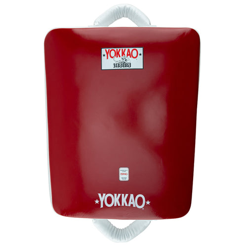 Low Kick Pad Biking Red/White