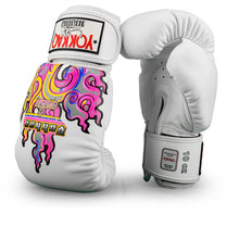 Load image into Gallery viewer, Bangkok Flames Boxing Gloves - YOKKAO