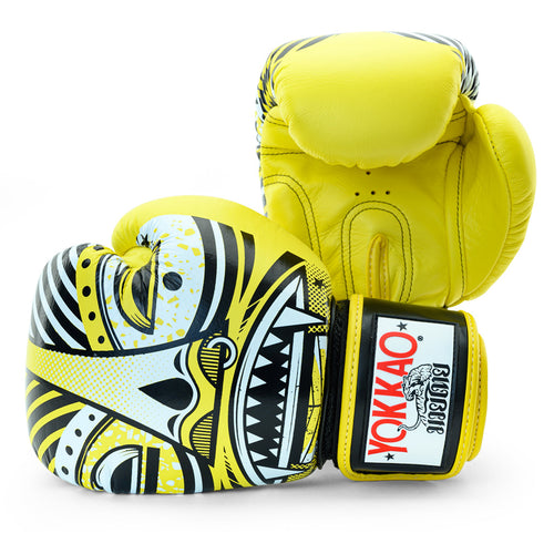 Mayan Muay Thai Gloves - YOKKAO